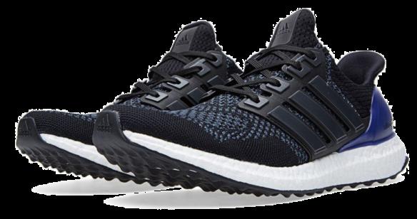 Adidas Ultra Boost 3.0 (Black-Blue)