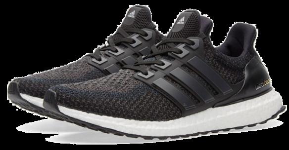 Adidas Ultra Boost 3.0 (Black-White)