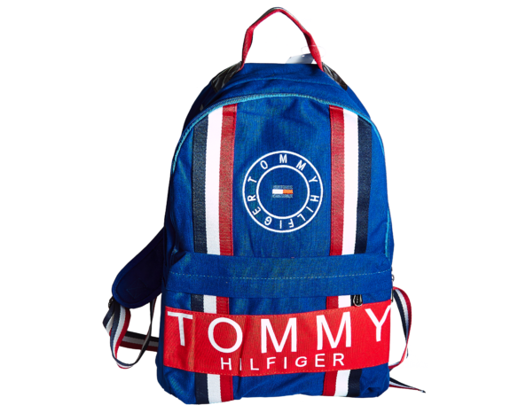 Рюкзак Tommy Hilfiger синий