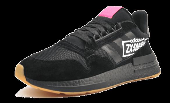Adidas ZX 500 RM черные
