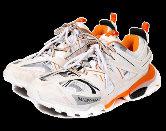 Balenciaga Track Trainers WhiteBeige