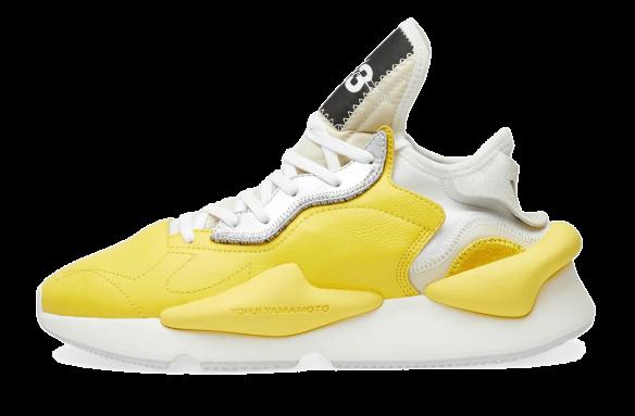 Adidas Y-3 Kaiwa желтые