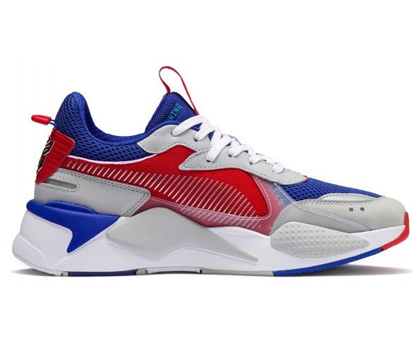 Puma RS-X Reinvention Blue Red