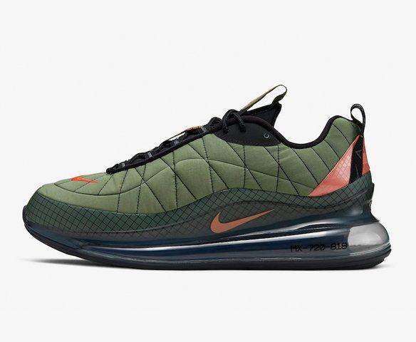 "Nike Air MX 720-818 ""Cargo Khaki"""
