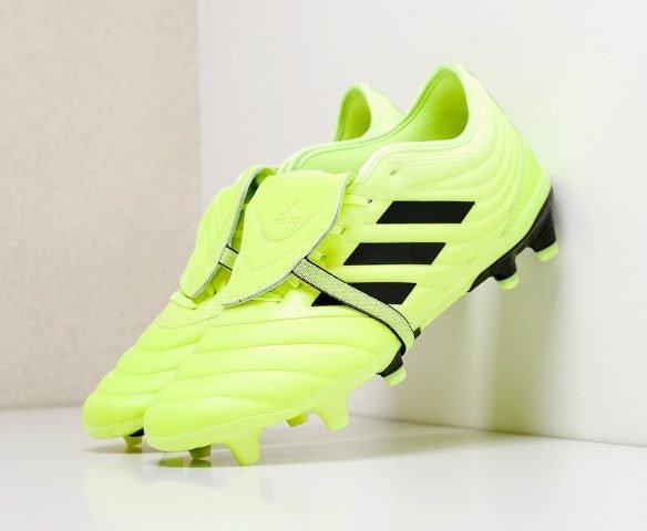 Adidas Copa 19,2 FG зеленые