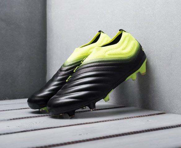 Adidas Copa 19+ FG black-green
