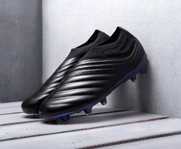 Adidas Copa 19+ FG черные