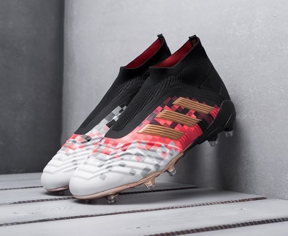 Adidas Predator 18+ Telstar FG