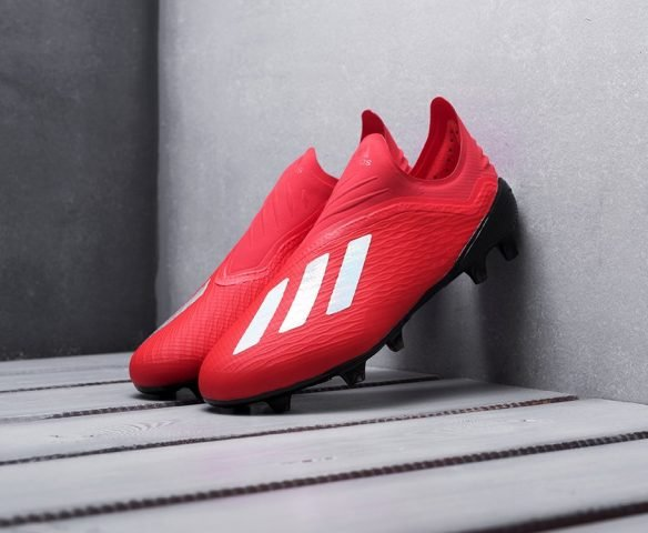 Adidas X Tango 18+ FG красные