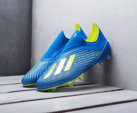 Adidas X Tango 18+ FG blue