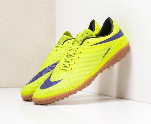 Nike HypervenomX Phelon III TF желтые