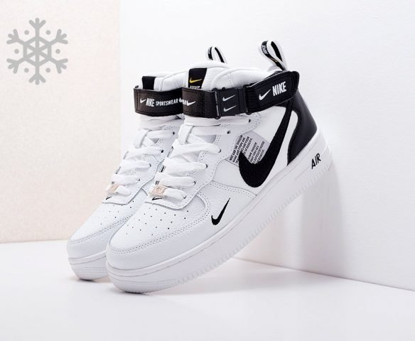 Nike Air Force 1 07 Mid LV8 белые