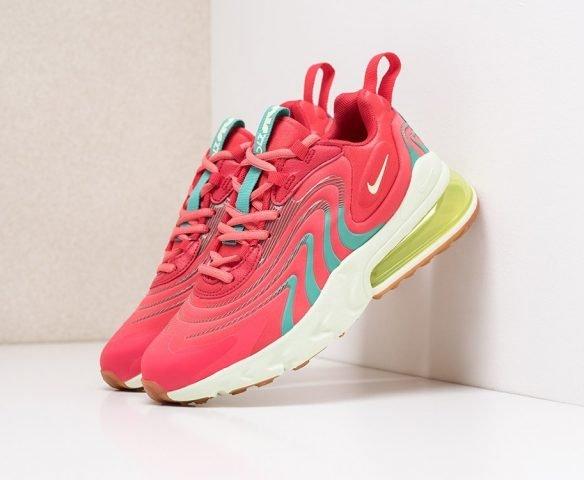 Nike Air Max 270 React ENG красные