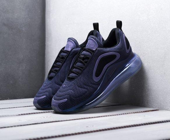 Nike Air Max 720 фиолетовые