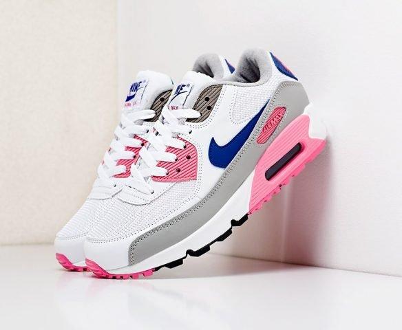Nike Air Max 90 white-pink