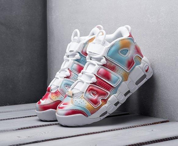 Nike Air More Uptempo multicolored