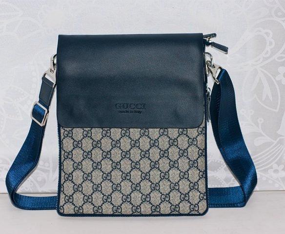 Сумка Gucci blue