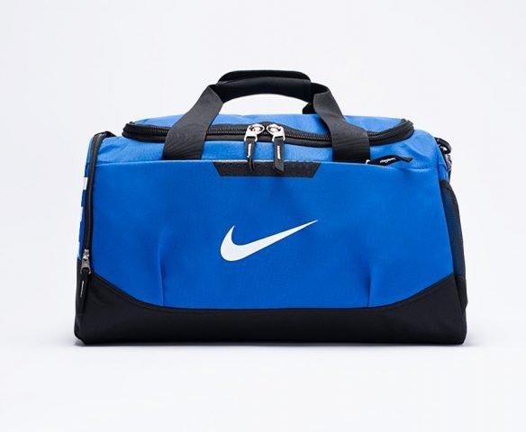 Сумка Nike спортивная синяя