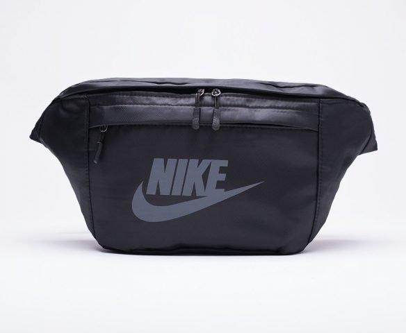 Сумка Nike черная поясная