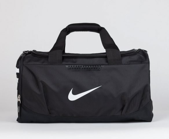 Сумка Nike черная спортивная