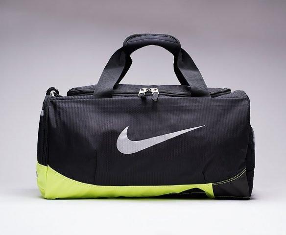Сумка Nike черно-зеленая