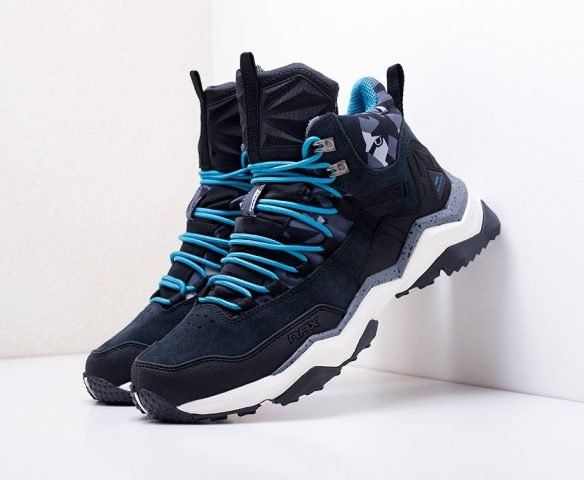 Ботинки RAX синие