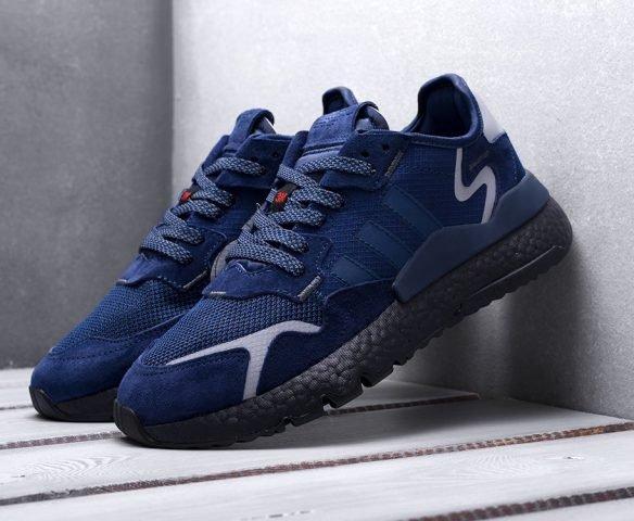 Adidas Nite Jogger синие