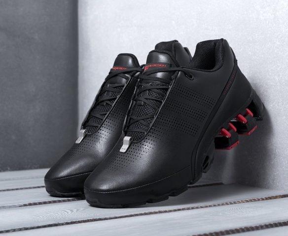 Adidas Porsche Design Leather P5000 black