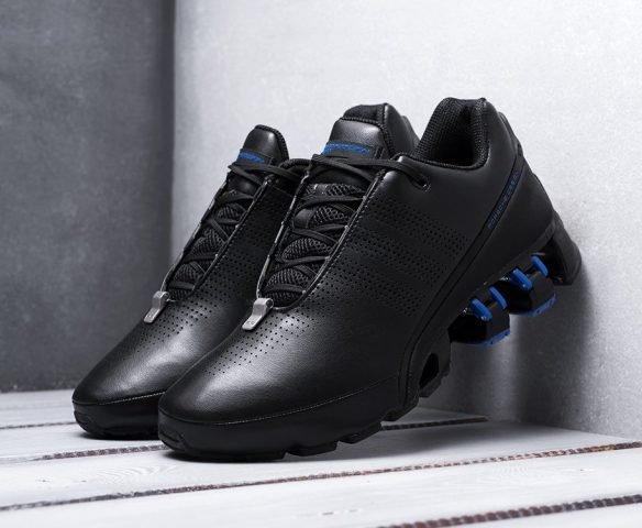 Adidas Porsche Design Leather P5000 черные