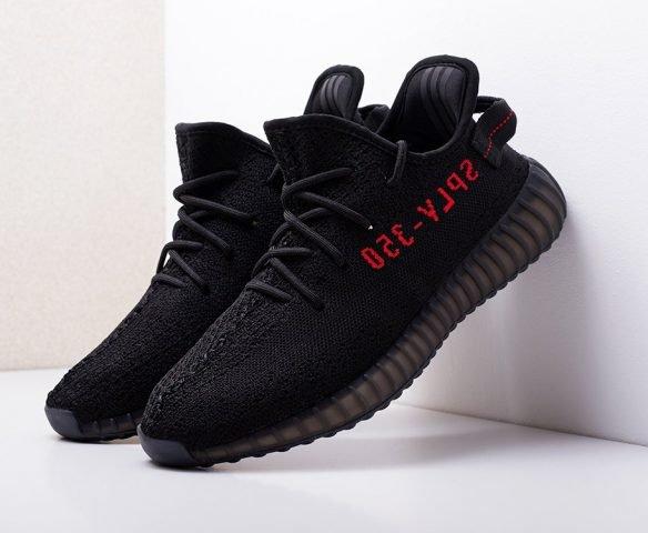 Adidas Yeezy 350 Boost v2 черные