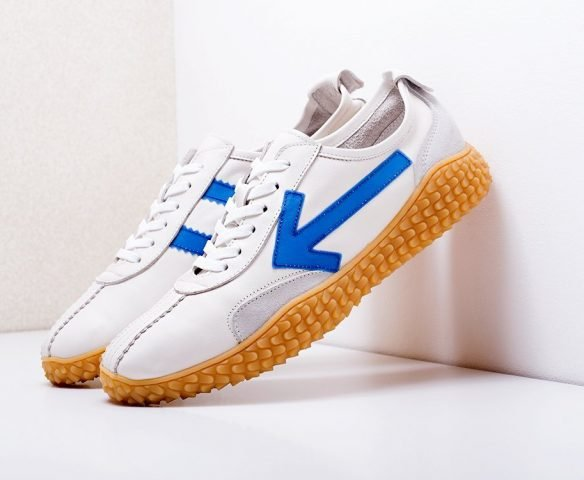 Fashion white-blue