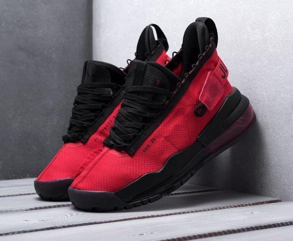 Jordan Proto-Max 720 черно-красные