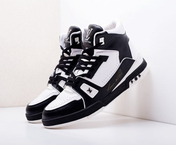 Louis Vuitton 508 черно-белые