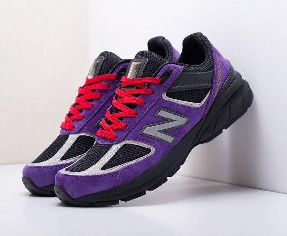 New Balance 990 purple