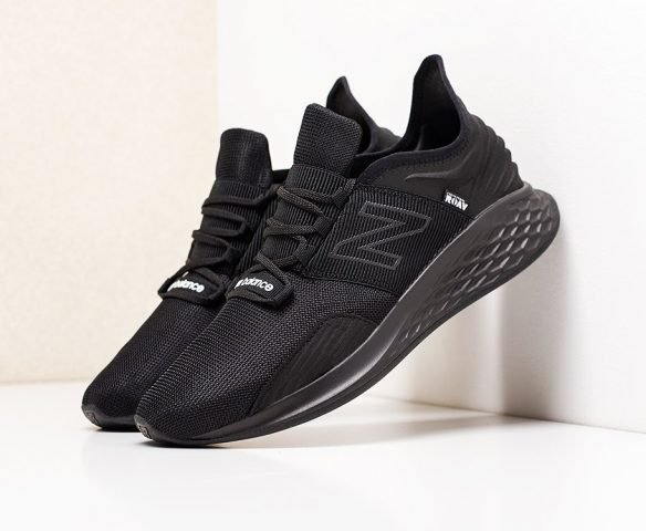 New Balance Fresh Foam Roav black