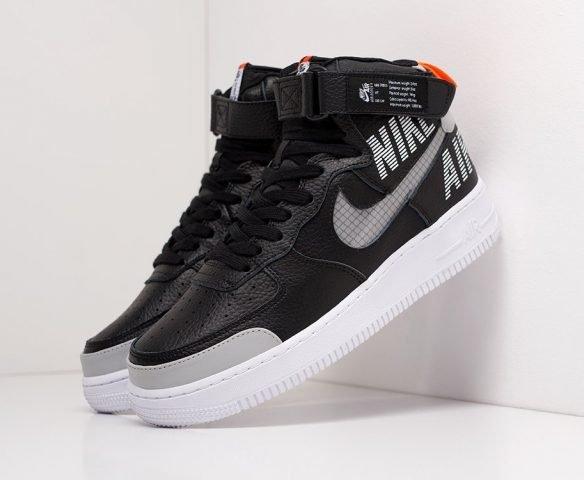 Nike Air Force 1 High 07 LV8 2 черные