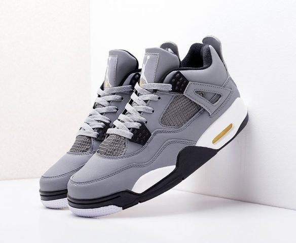 Nike Air Jordan 4 Retro grey