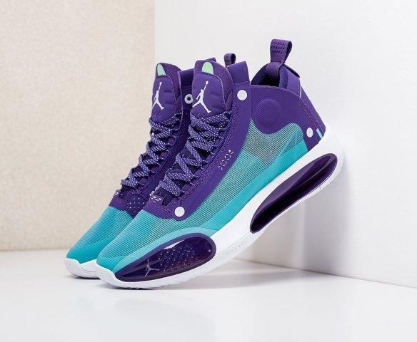 Nike Air Jordan XXXIV blue-purple