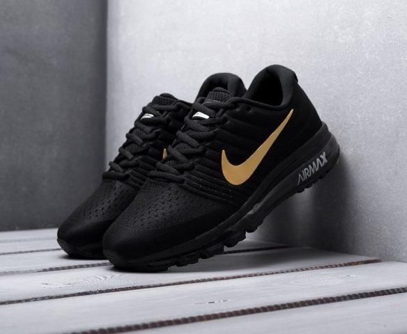 Nike Air Max 2017 black-gold