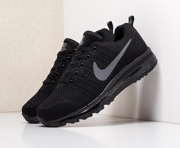 Nike Air Max 2017 чёрные