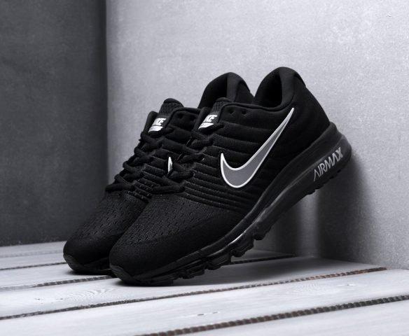 Nike Air Max 2017 black-grey