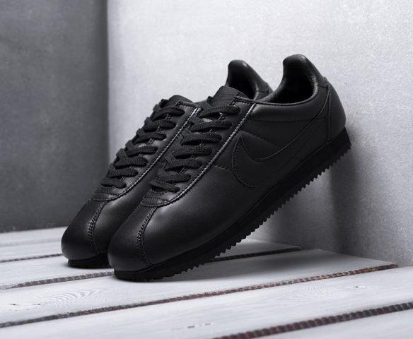 Nike Classic Cortez черные