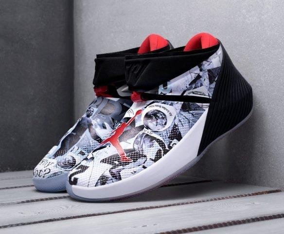 Nike Jordan Why Not Zer0.1 разноцветные
