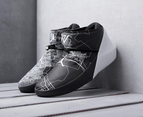 Nike Jordan Why Not Zer0.1 черные