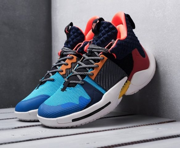 Nike Jordan Why Not Zer0.2 multicolor