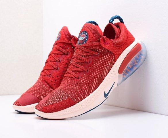 Nike Joyride Run Flyknit красные