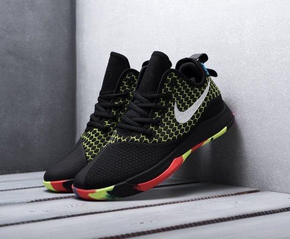 Nike LeBron Witness III черные