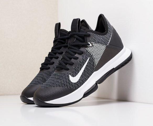 Nike Lebron Witness IV черные