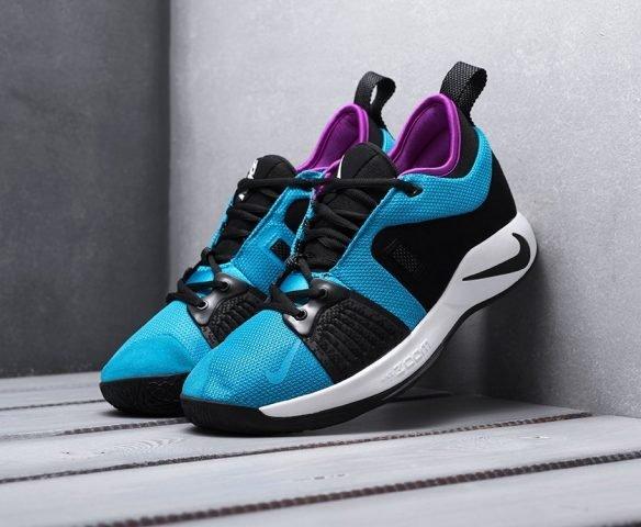 Nike PG 2 blue lagoon