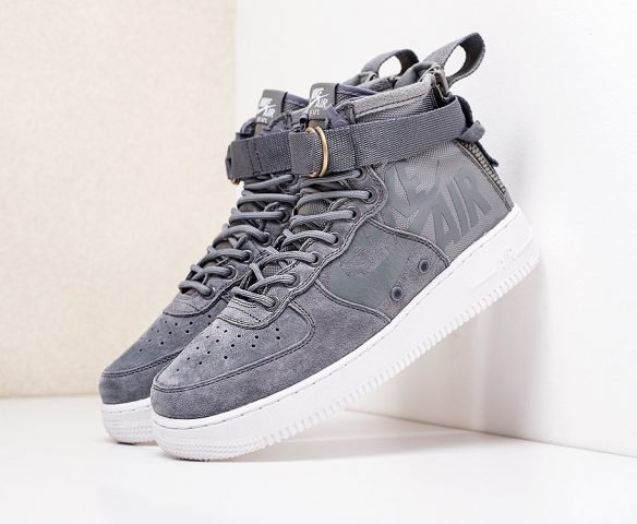 Nike SF Air Force 1 Mid grey